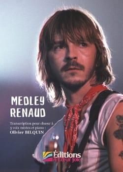 Medley Renaud Partition Chœur - laflutedepan