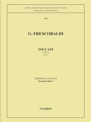 Toccatas. Volume 2 FRESCOBALDI Partition Clavecin - laflutedepan