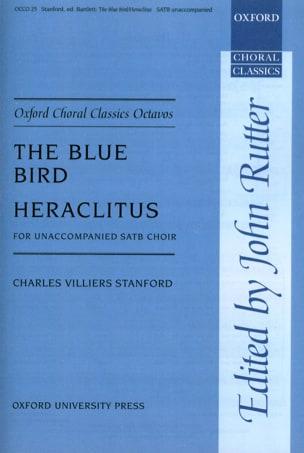 The Blue Bird - Heraclitus Charles Villiers Stanford laflutedepan