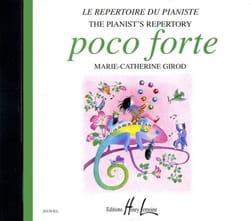 CD - Poco Forte Partition Piano - laflutedepan