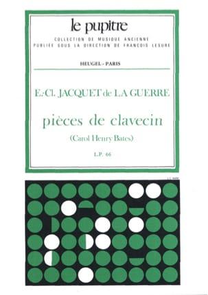 Pièces de Clavecin laflutedepan