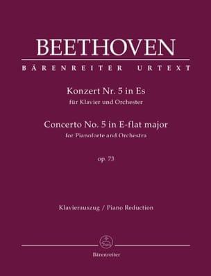 Concerto pour piano N° 5 Opus 73 En Mi Bémol Majeur laflutedepan