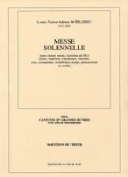 Messe Solennelle - Louis Victor Adrien Boïeldieu - laflutedepan.com