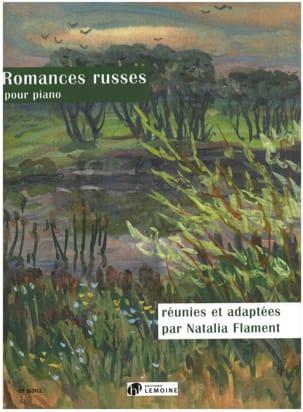 Romances Russes Natalia Flament Partition Piano - laflutedepan
