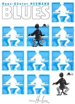 Blues - Hans-Günter Heumann - Partition - Piano - laflutedepan.com
