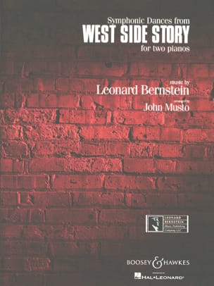 Symphonic Dances From West Side Story. BERNSTEIN laflutedepan