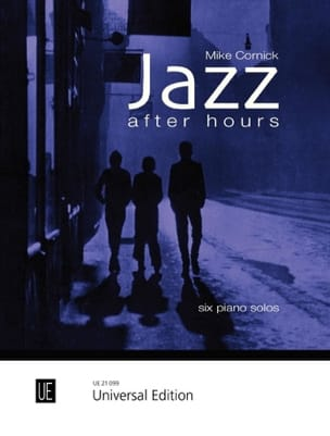 Jazz After Hours Mike Cornick Partition Piano - laflutedepan