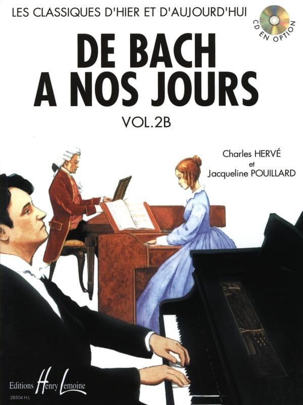 de Bach à nos Jours - Volume 2B - laflutedepan.com