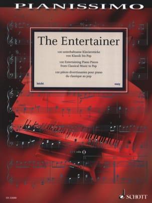 The Entertainer. Partition Piano - laflutedepan