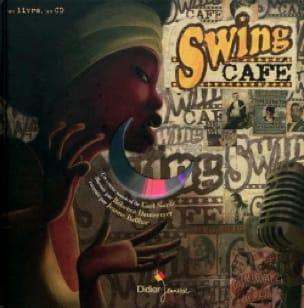 Swing Café - Carl Norac - Livre - Musiques du monde - laflutedepan.com