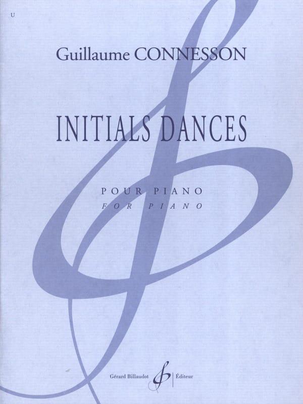 Initials Dances - CONNESSON - Partition - Piano - laflutedepan.com