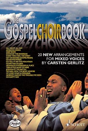 The Spiritual & Gospel Choir Book - Partition - laflutedepan.com