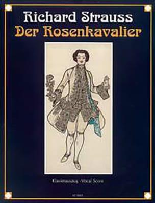 Der Rosenkavalier Opus 59 Richard Strauss Partition laflutedepan