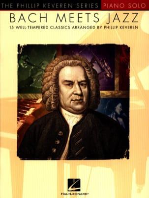 Bach Meets Jazz BACH Partition Piano - laflutedepan