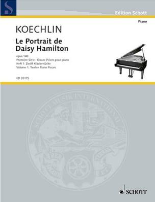 Le Portrait de Daisy Hamilton Op. 140. Volume 1 laflutedepan