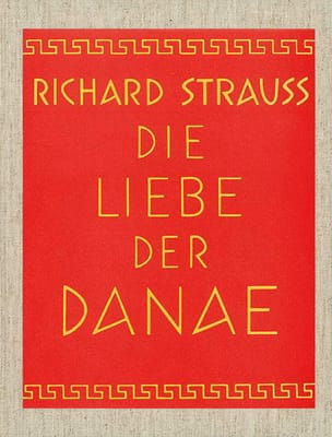 Die Liebe der Danae op. 83 - Richard Strauss - laflutedepan.com