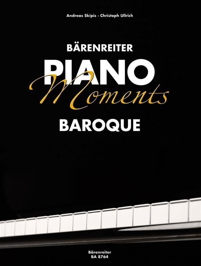 Piano Moments. Baroque - Partition - Piano - laflutedepan.com