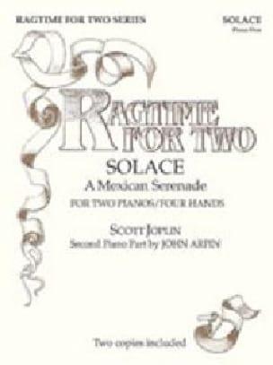 Solace. 2 Pianos - JOPLIN - Partition - Piano - laflutedepan.com