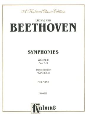 Symphonies 6 A 9. Volume 2 laflutedepan