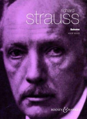 Salome Opus 54 - Richard Strauss - Partition - laflutedepan.com