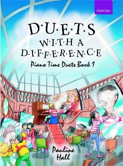 Duets With A Difference. 4 mains - Pauline Hall - laflutedepan.com