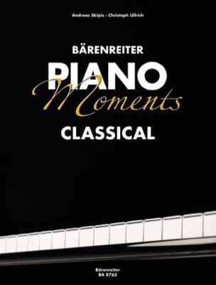 Piano Moments. Classique Partition Piano - laflutedepan