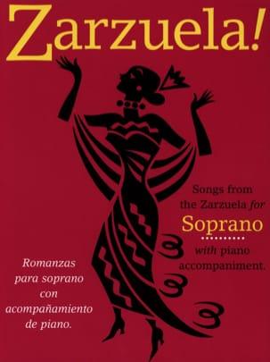 Zarzuela! Soprano Partition Opéras - laflutedepan
