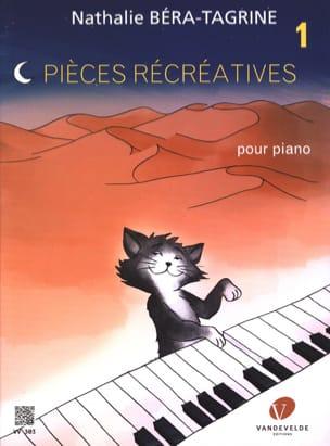 Pièces récréatives Volume 1 TAGRINE Partition Piano - laflutedepan