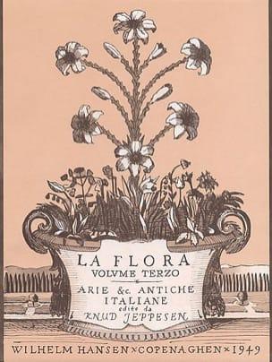 La Flora Volume 3. - Partition - Mélodies - laflutedepan.com