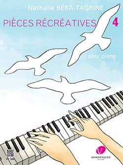 Pièces récréatives Volume 4 TAGRINE Partition Piano - laflutedepan