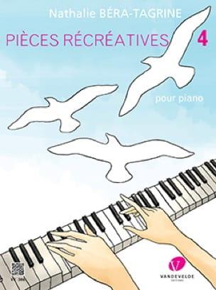 Pièces récréatives Volume 4 - TAGRINE - Partition - laflutedepan.com