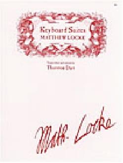 Keyboard Suites Matthew Locke Partition Clavecin - laflutedepan