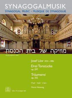 Drei Tonstücke Op. 297 / Traümerei Op. 255 Joseph Low laflutedepan