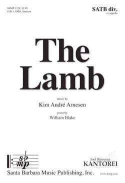 The Lamb Kim André Arnesen Partition Chœur - laflutedepan