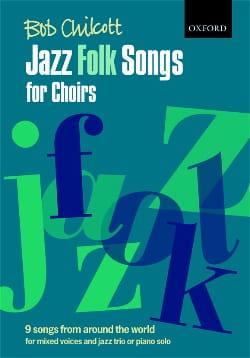 Jazz Folk Songs For Choirs Partition Chœur - laflutedepan