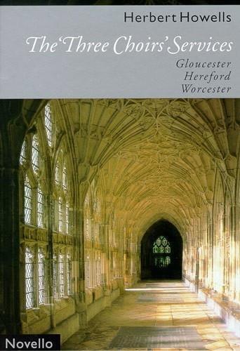 The 3 Choir's Services - Herbert Howells - laflutedepan.com