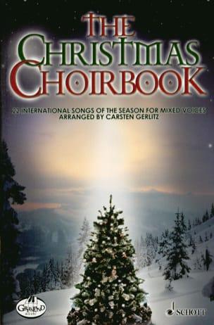 The Christmas Choirbook Partition Chœur - laflutedepan