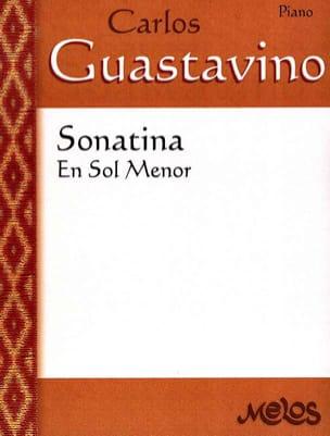 Sonatina Carlos Guastavino Partition Piano - laflutedepan