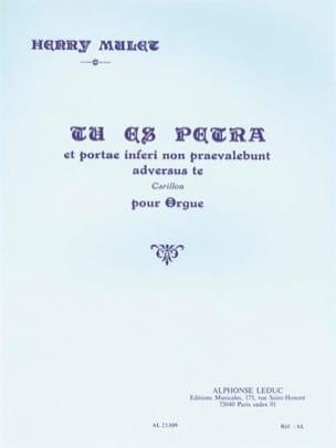 Tu es petra. Esquisse Byzantine n°10 Henri Mulet laflutedepan