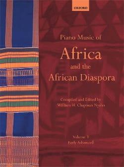 Piano Music Of Africa And The African Diaspora Volume 3 laflutedepan