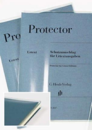 Henle Verlag Protector - Accessoire - Accessoire - laflutedepan.com