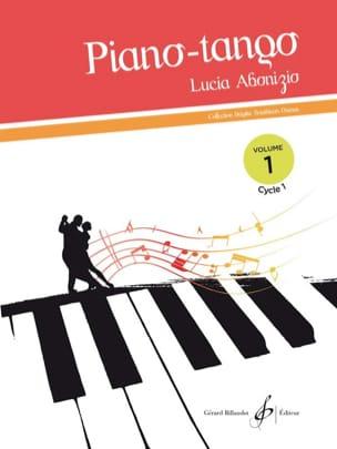 Piano Tango Volume 1 Cycle 1 Lucia Abonizio Partition laflutedepan