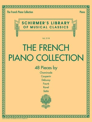 The French Piano Collection Partition Piano - laflutedepan