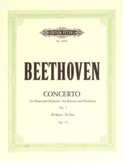 Concerto pour piano N°5 Opus 73 En Mi Bémol Majeur laflutedepan