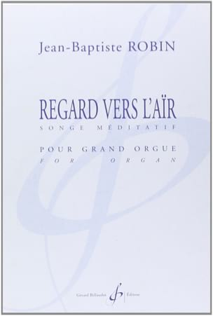 Regard vers L'aïr - Jean-Baptiste Robin - Partition - laflutedepan.com