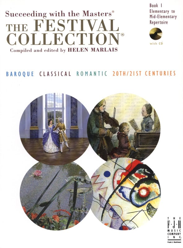 The Festival Collection Volume 1 - Partition - laflutedepan.com
