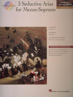 3 Seductive Arias For Mezzo-Soprano laflutedepan