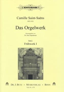 L'oeuvre D'orgue Volume 1 SAINT-SAËNS Partition Orgue - laflutedepan