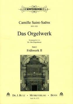 Oeuvre D'orgue Volume 2 SAINT-SAËNS Partition Orgue - laflutedepan