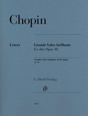 Grande Valse brillante en Mi bémol majeur opus 18 CHOPIN laflutedepan